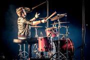 Уроки барабанов в Екатеринбурге,  пробное занятие бесплатно.